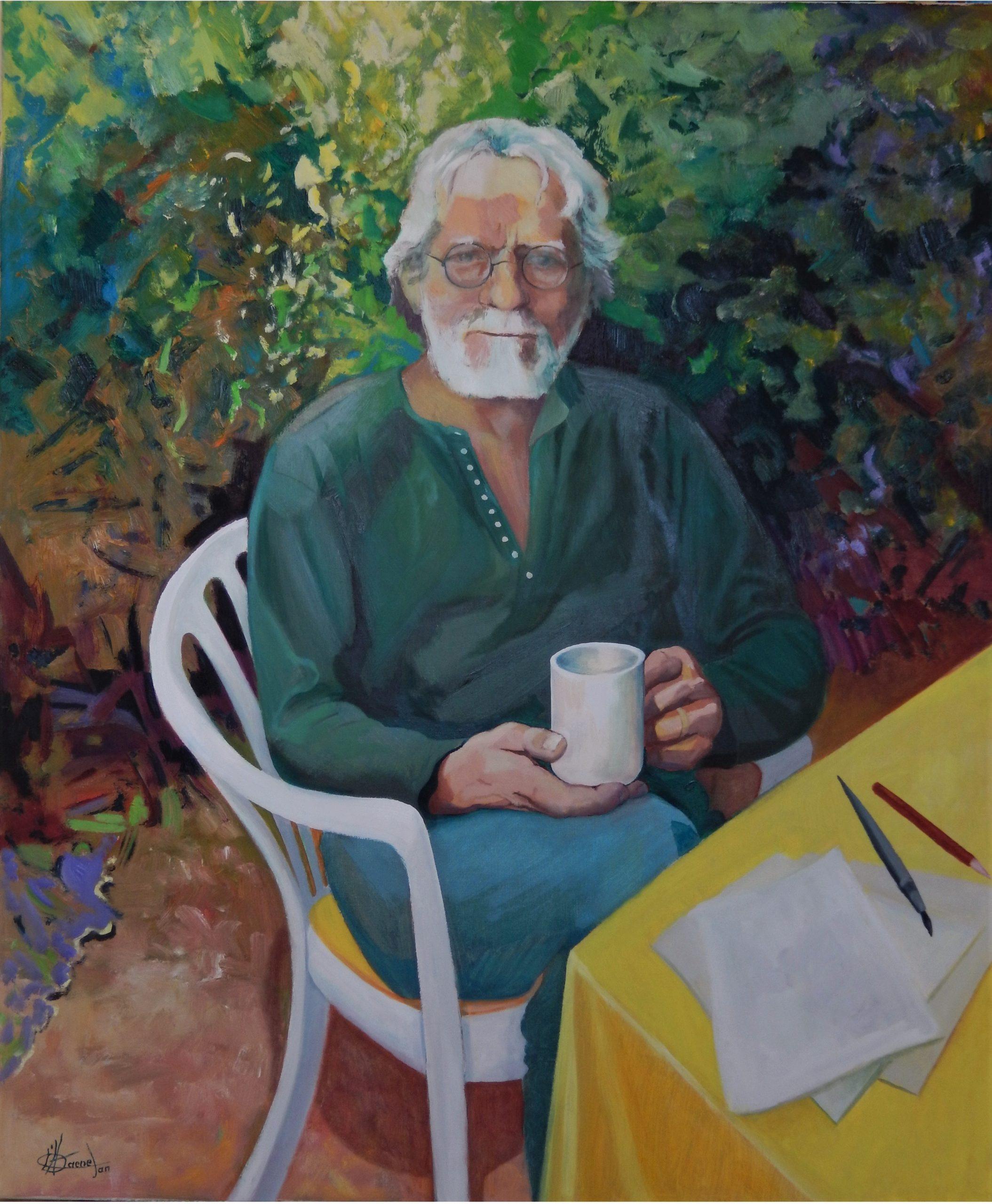 784 zelfportret (Arles)