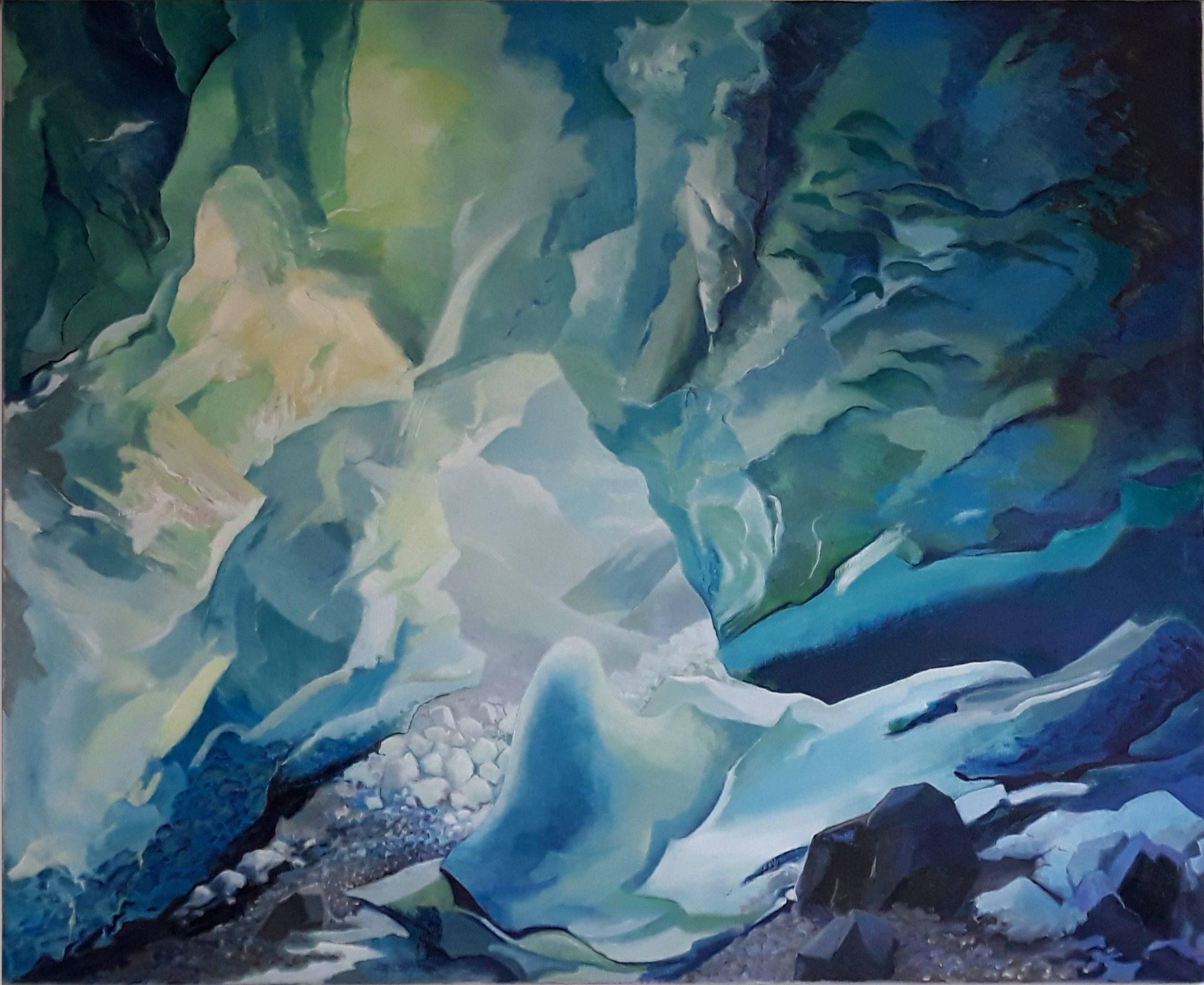832 onder het ijs