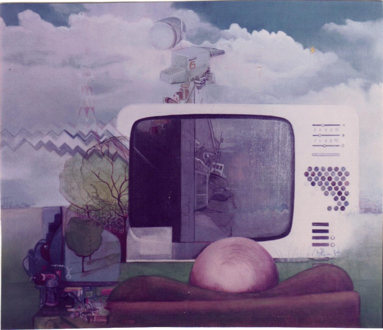 90 TV landschap