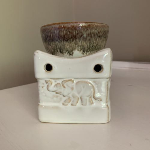 elephant wax melter oil burner