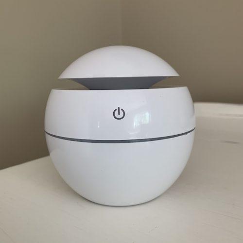 Smooth White dome atomiser
