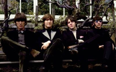 Mediano Music Album: Revolver – da The Beatles blev kunst