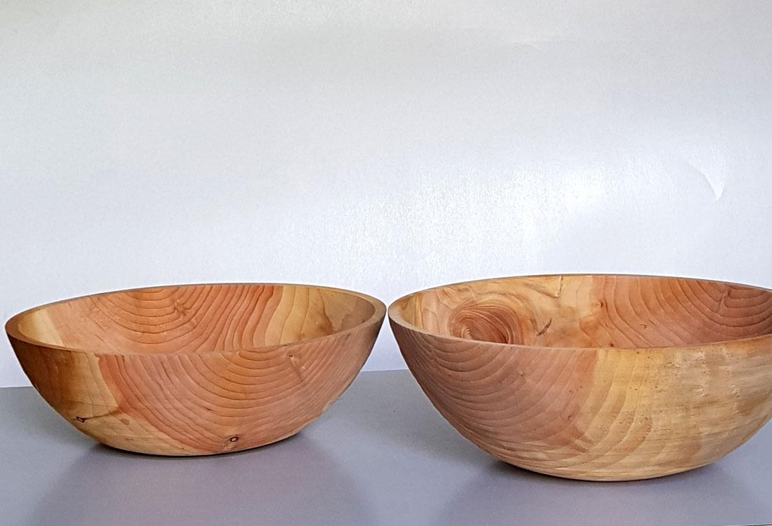 SATURNA Holzschale | Jan Tesche | Möbelunikate & Objekte