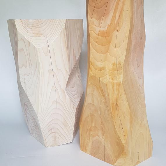 PLOK Skulptur, Tisch und Sockel   Jan Tesche   Möbelunikate & Objekte