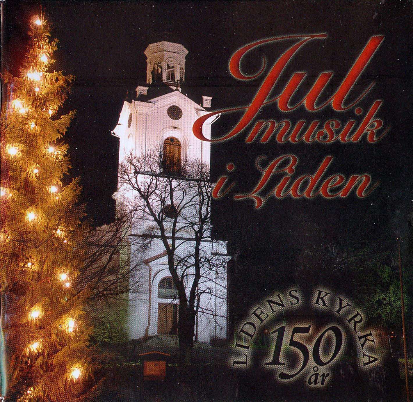 Julmusik i Liden