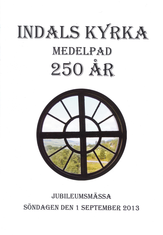Indals kyrka 250 år