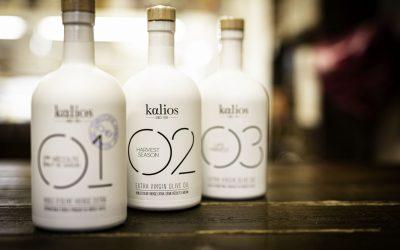 Månadens gourmetprodukt – Kalios olivolja