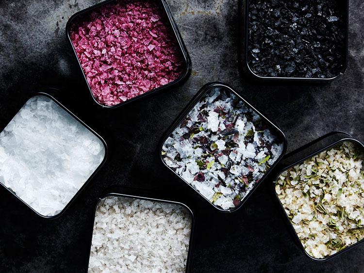 Månadens gourmetprodukt – Salt från Mill & Mortar