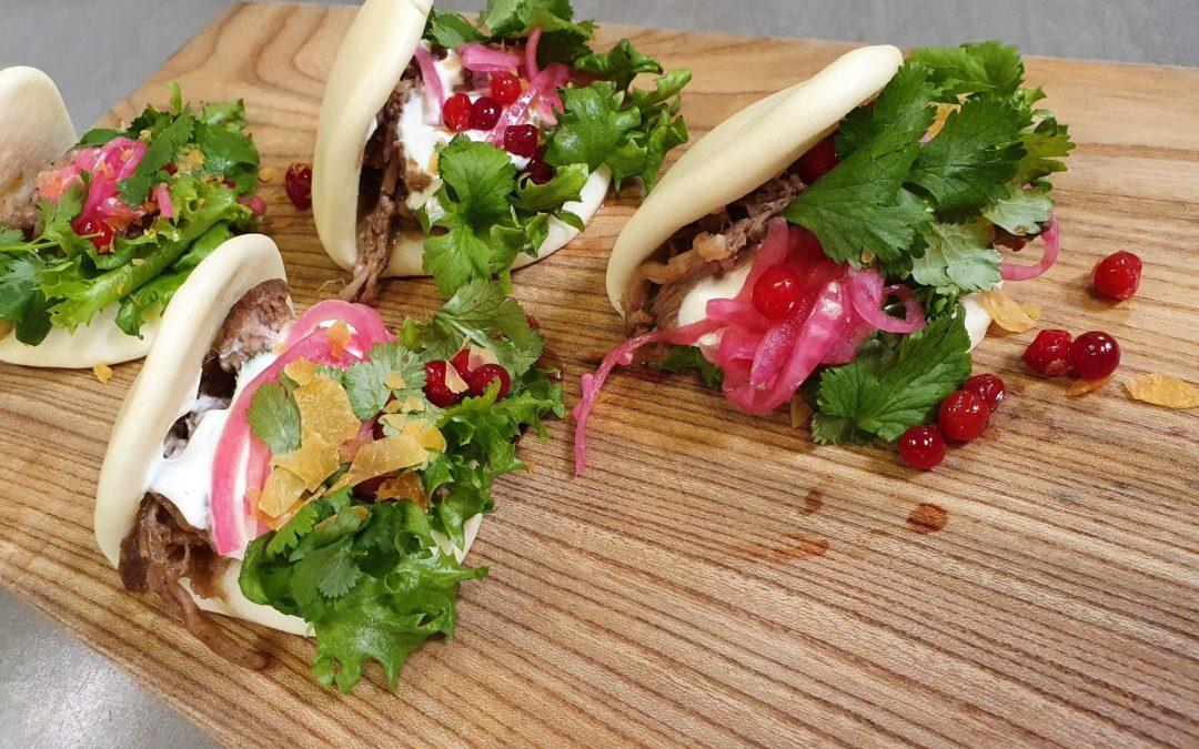 Streetfood – Baobröd med Norrländsk prägel