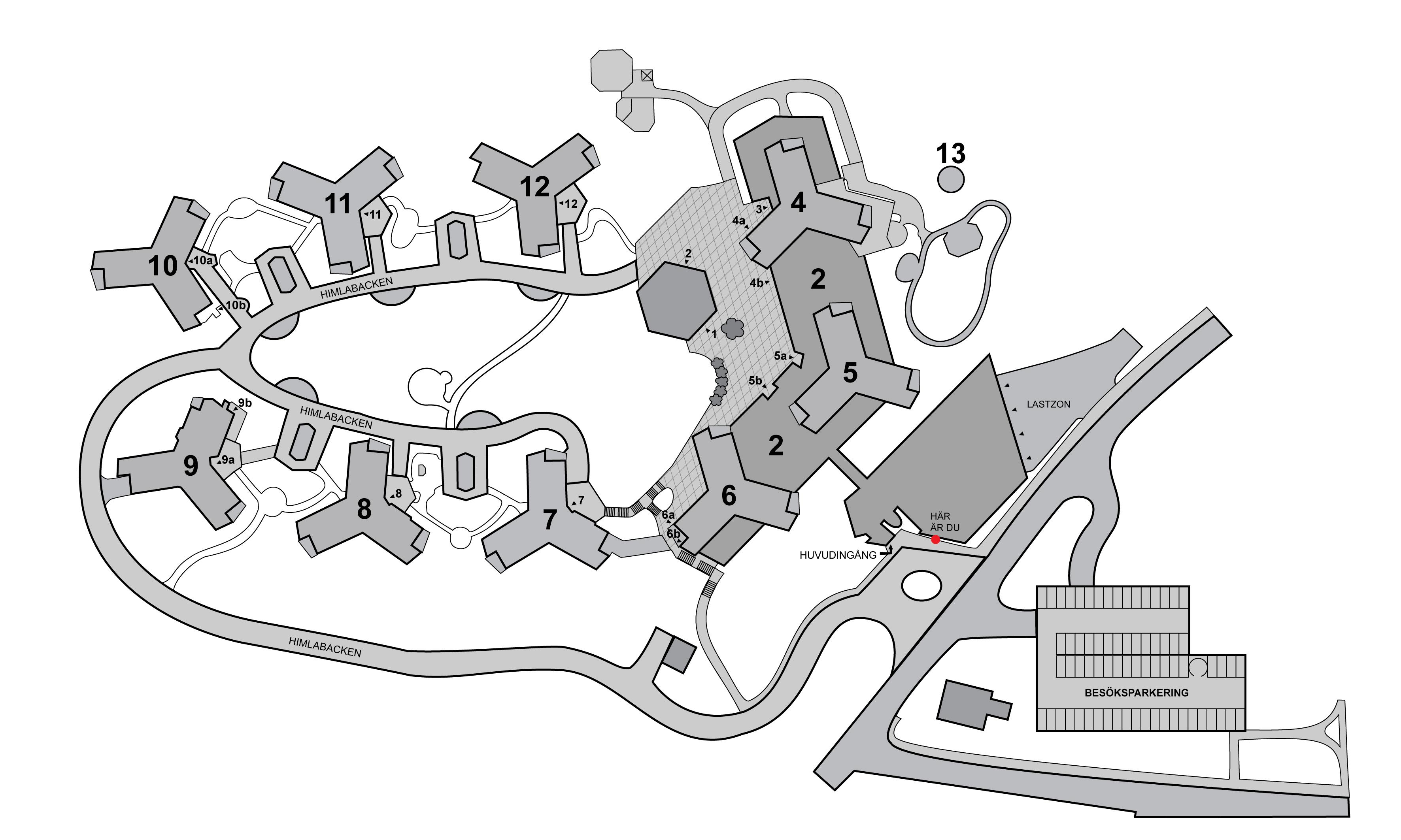 Illustration - Orienteringskarta