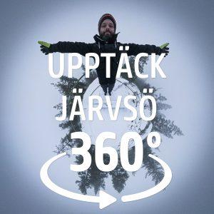 Upptäck Järvsö i 360
