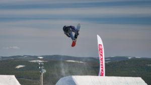 Swedish Snowboard Series Järvsöbacken