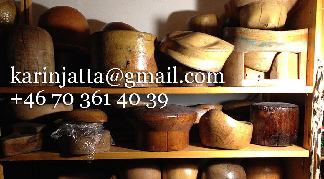 kontakt: karinjatta@gmail.com +46 703614039