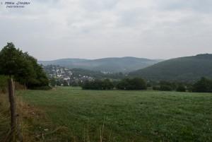 Van Hainchen Höhe naar Dillenburg