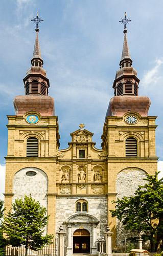 Sint-Niklaaskerk Eupen
