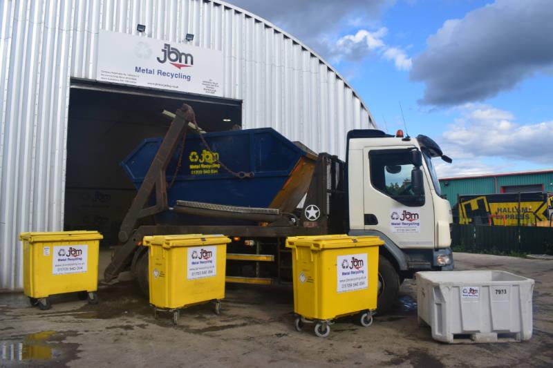 JMB Metal Recycling Fleet