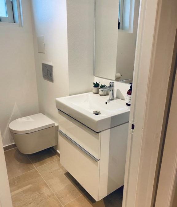 Nyt badeværelse i København