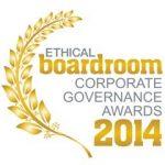 Ethical boardroom award 2014