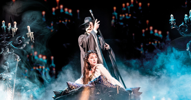 The Phantom of the Opera to hold open auditions for UK and Ireland tour