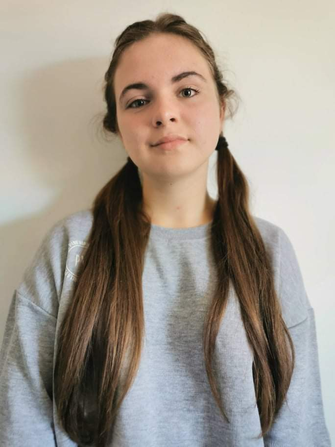 Grace Parsons selected at the regional finals for the World Monologue Games