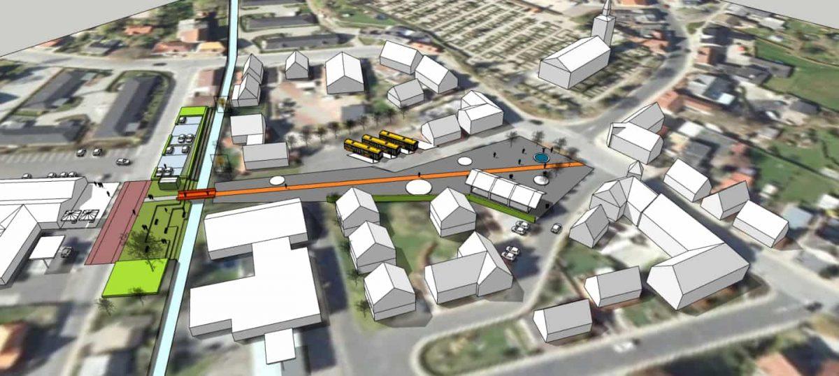 Lokalråd arbejder for udviklingen af midtbyen