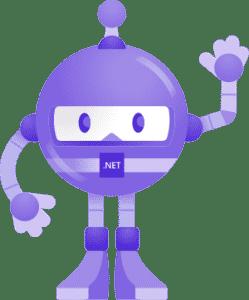 .NET MAUI robot