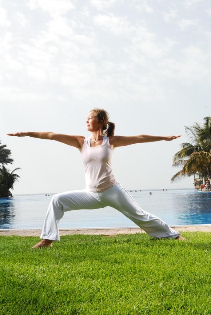 Yoga, yoga, yoga