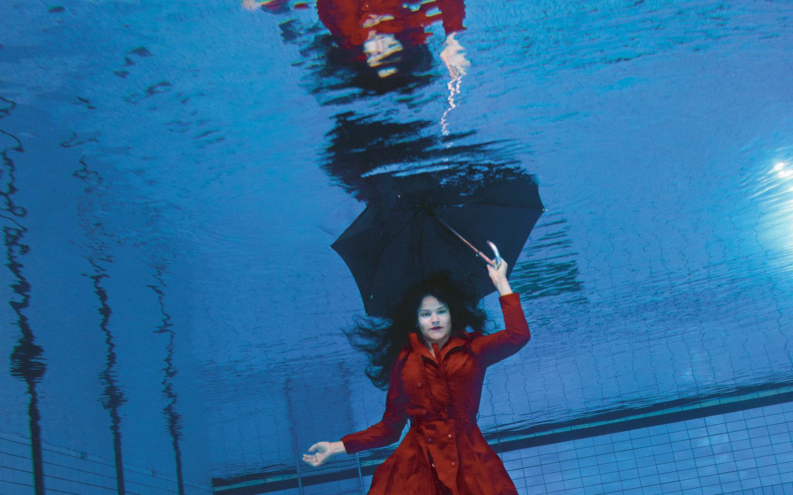 Bild om under vattnet