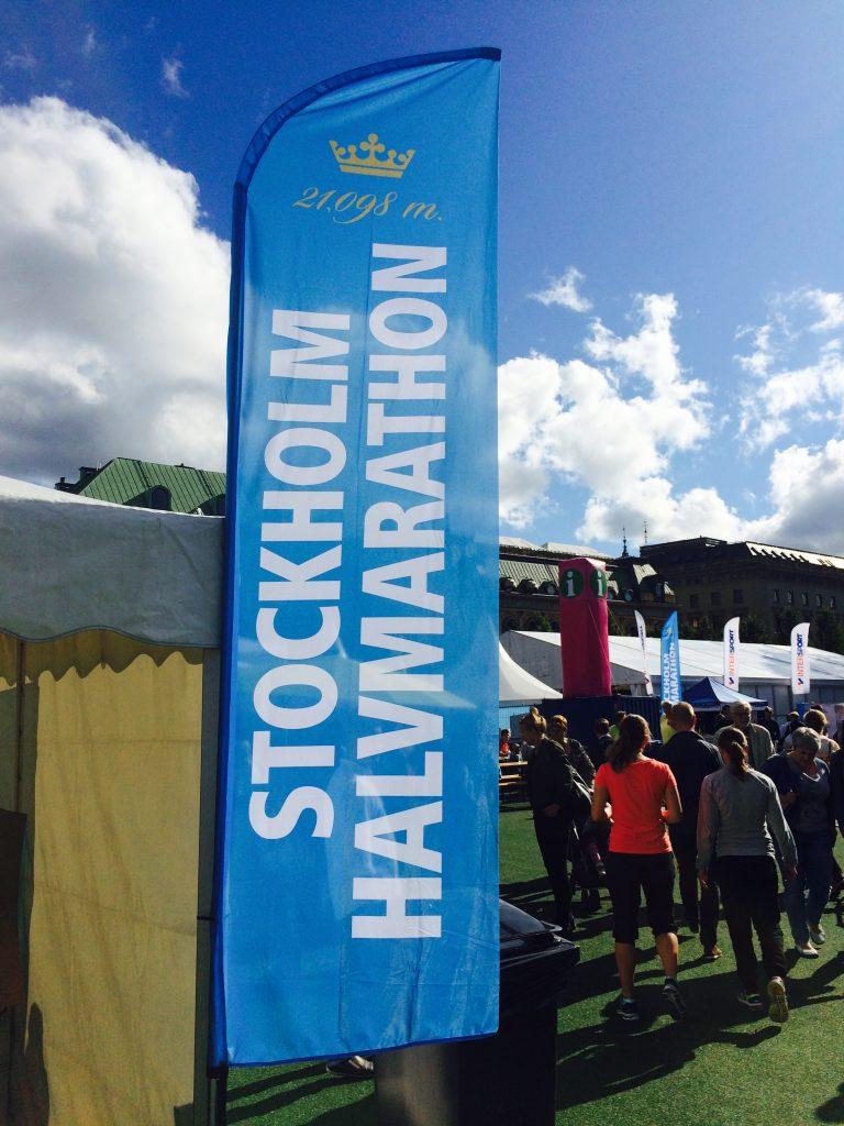 Banner Stockholm Halvmara