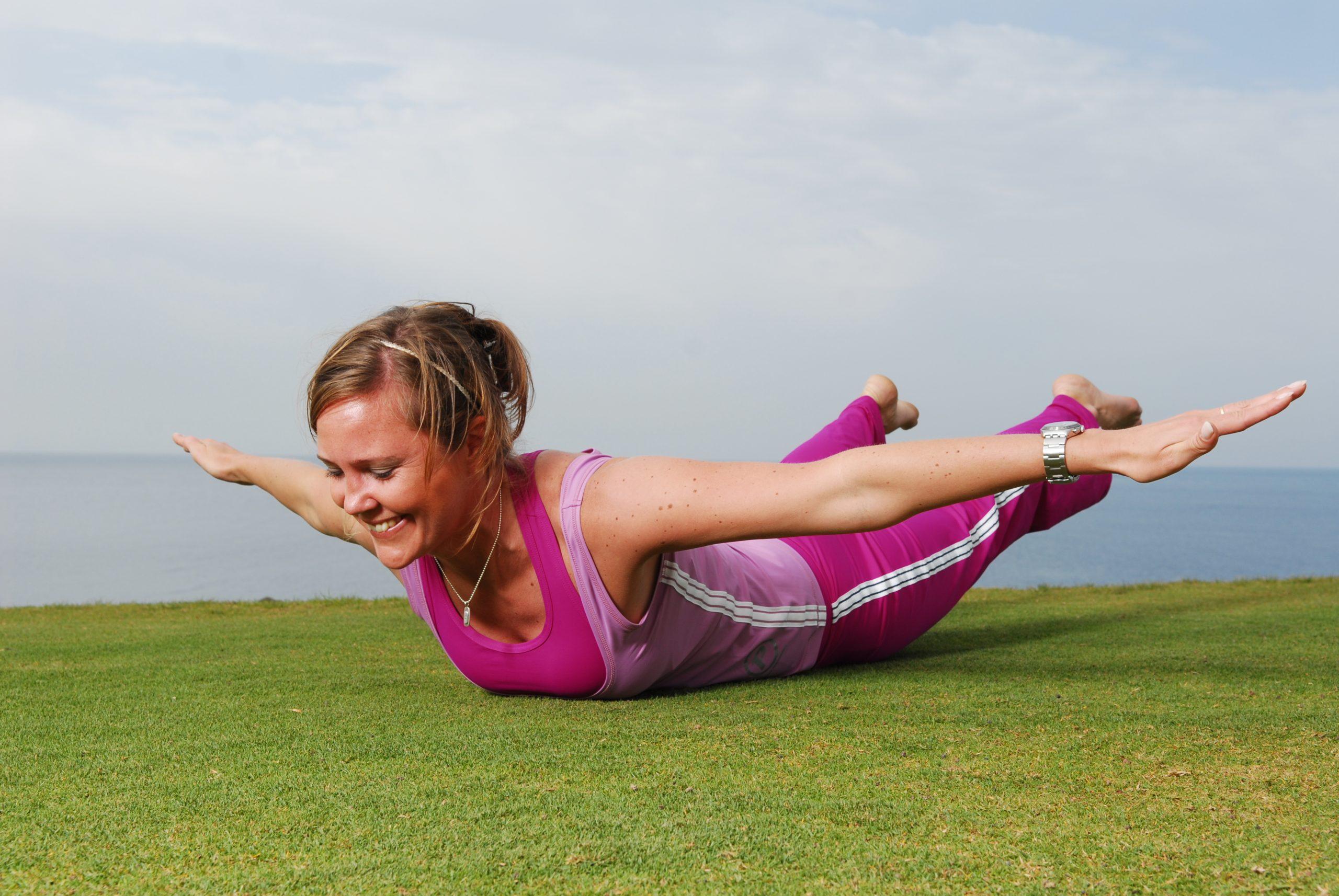 6 bra övningar för styrka och balans