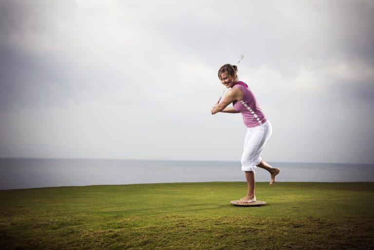 6 bra övningar för golfare!