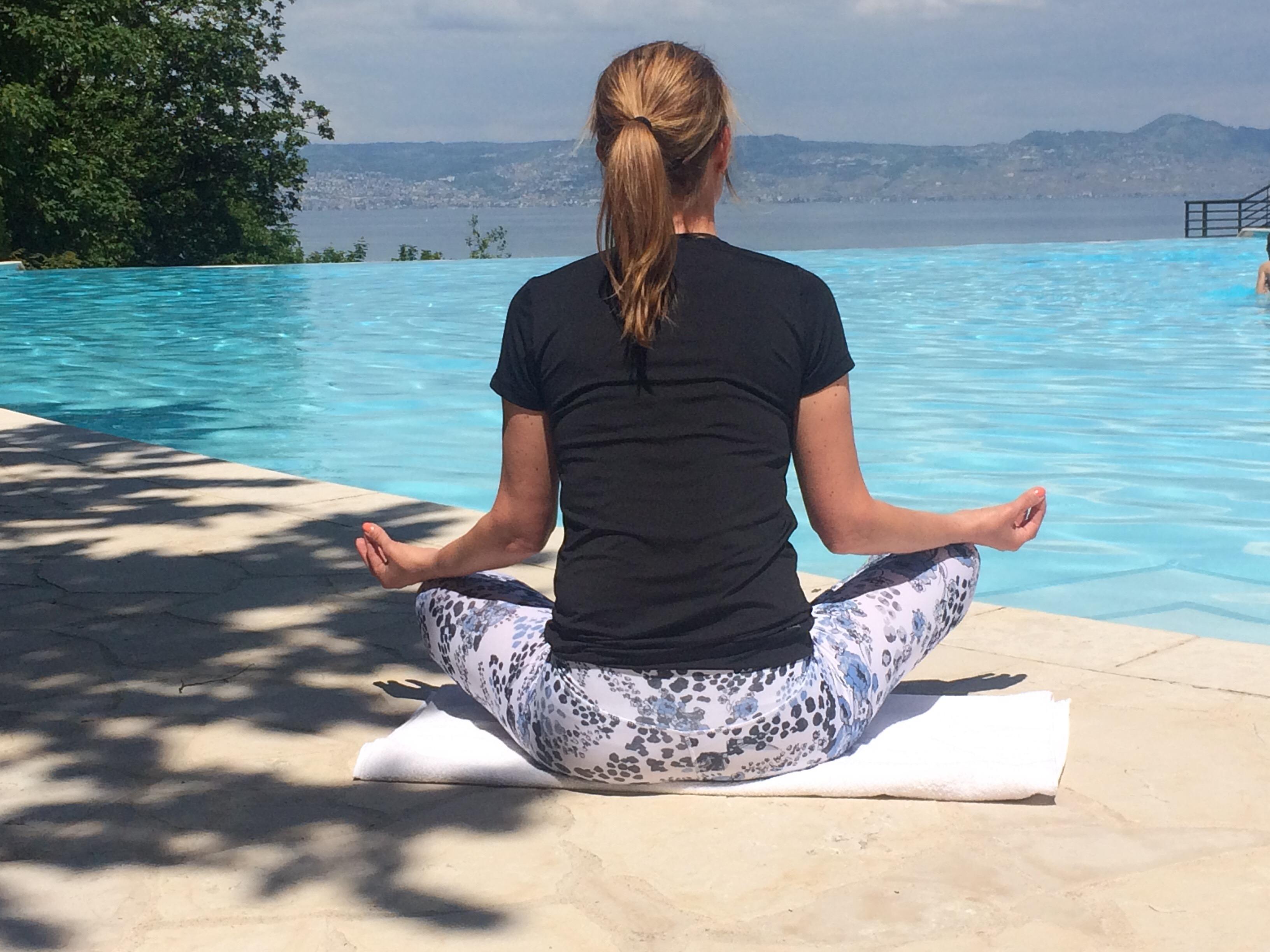 jenny mediterar
