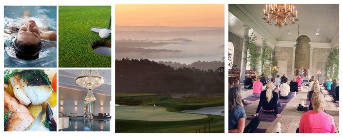 Collage resor och events