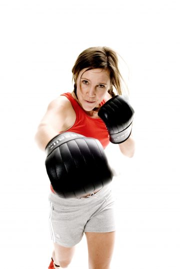 Jenny boxas