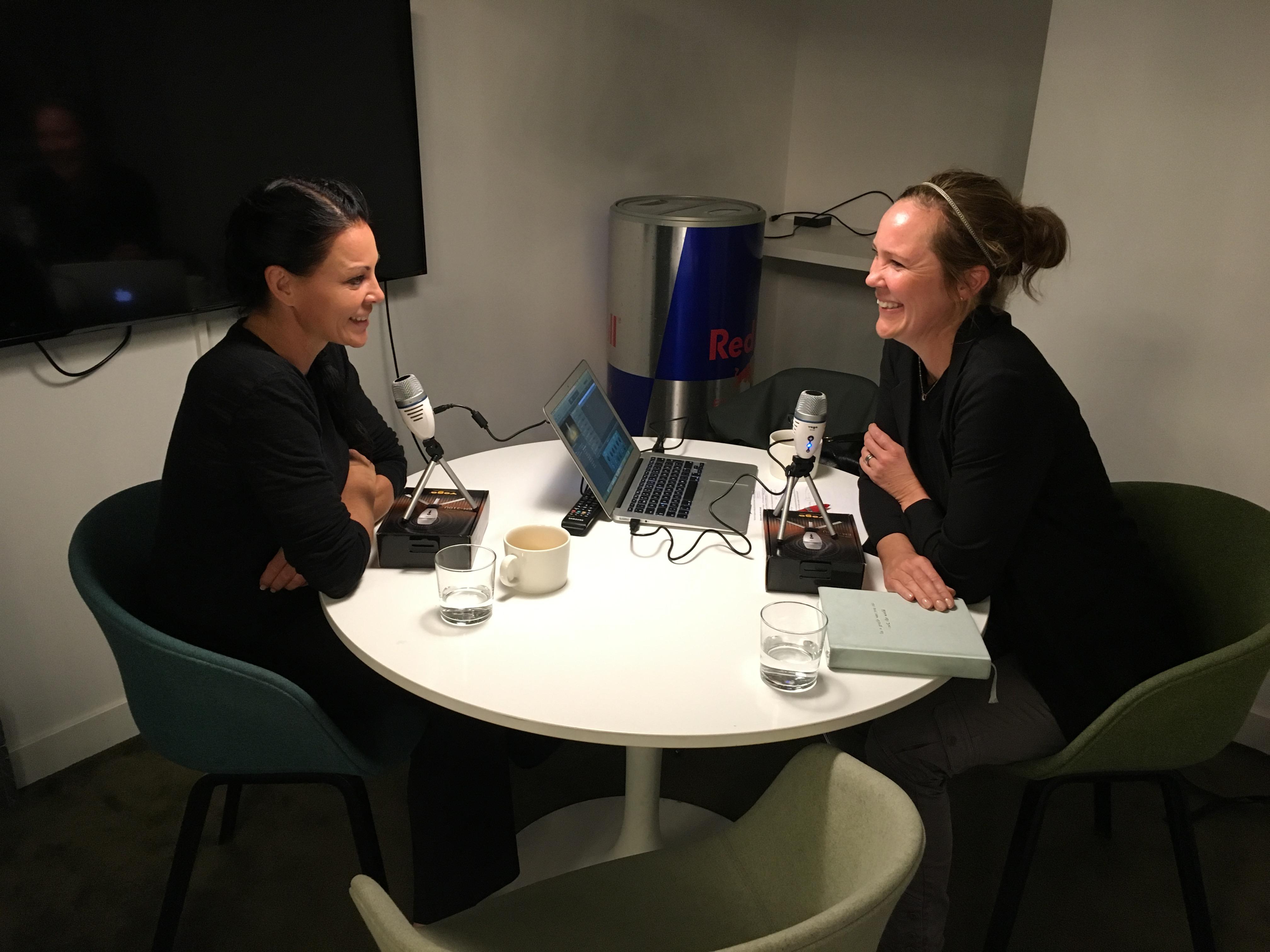 Jenny och Sabina Dufberg