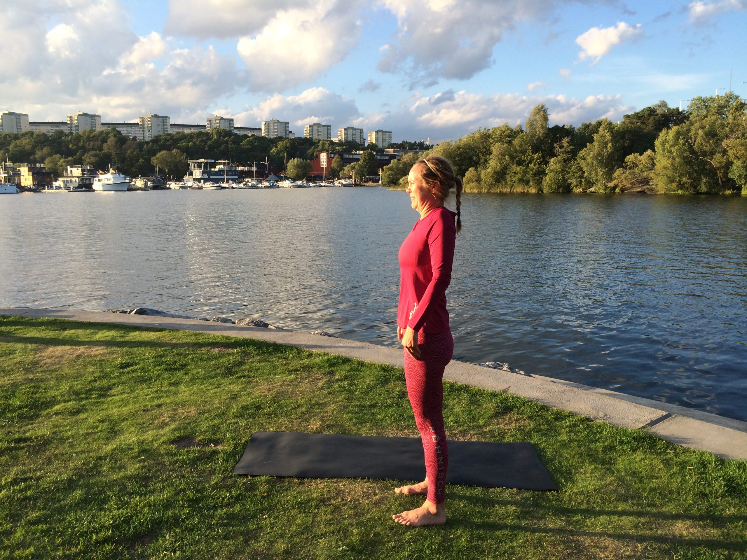 Övningar för en stark och stolt hållning