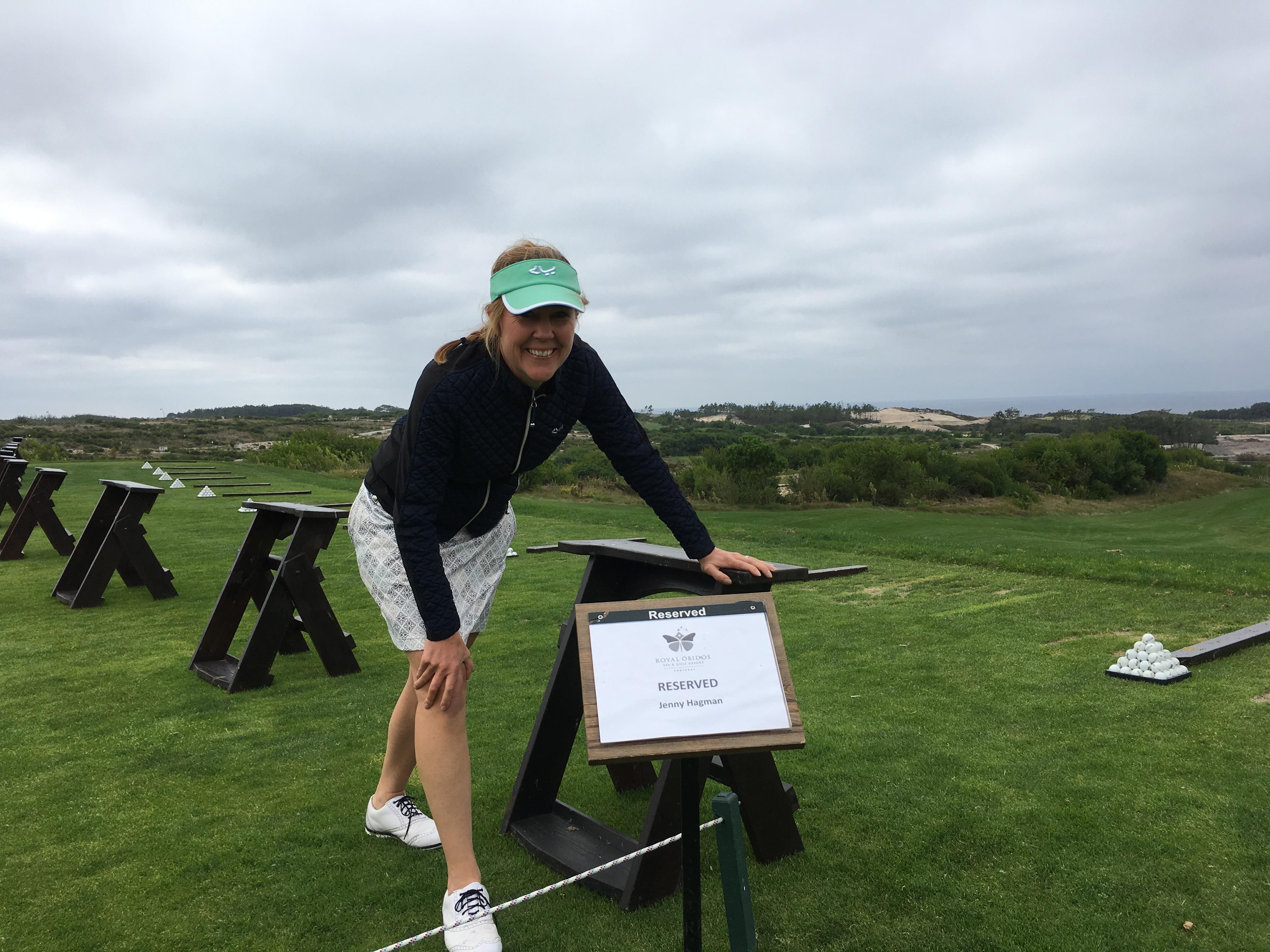Jenny i Portugal
