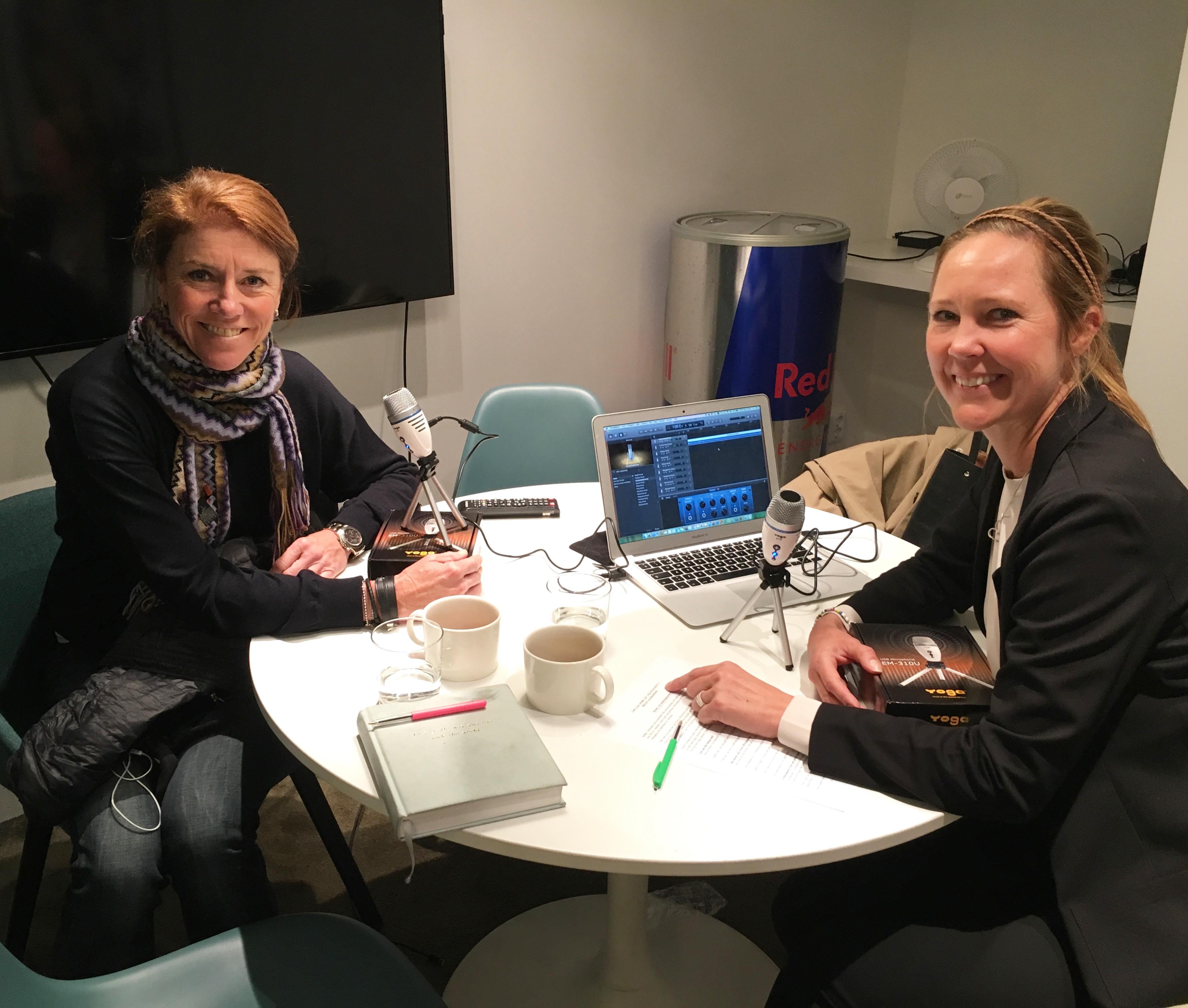 Jenny och Helen Alfredsson