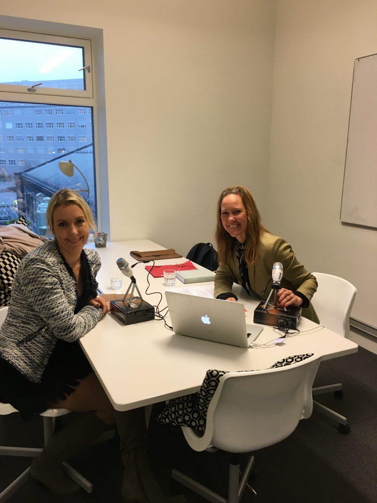 Dags för det 5:e avsnittet av Idrott-och Ledarskapspodden – Cecilia Flatum