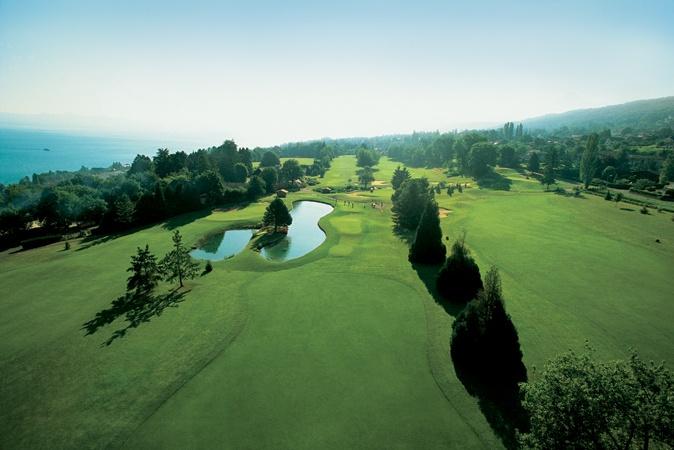 Evian Golf Course