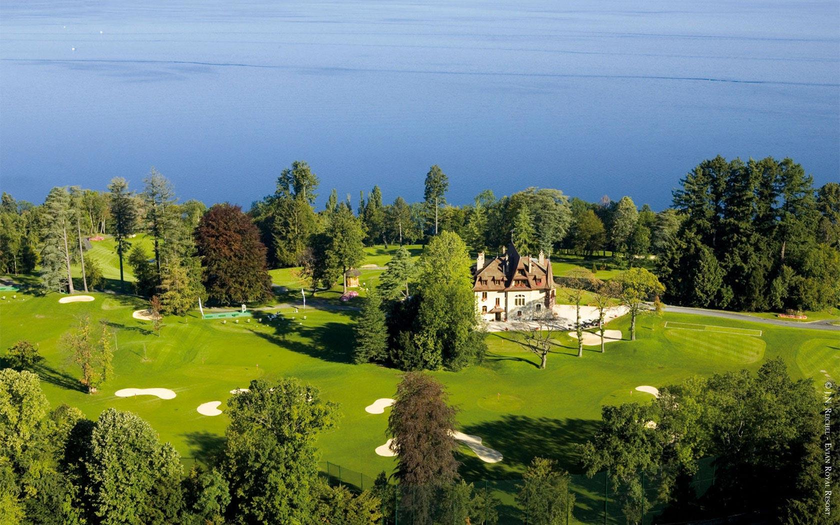 Evian Golf Academy