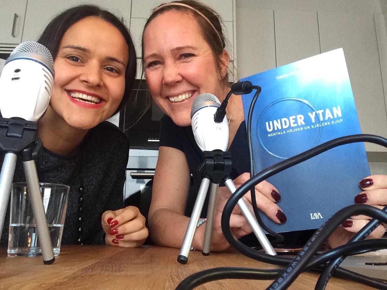 Jenny och Yamina