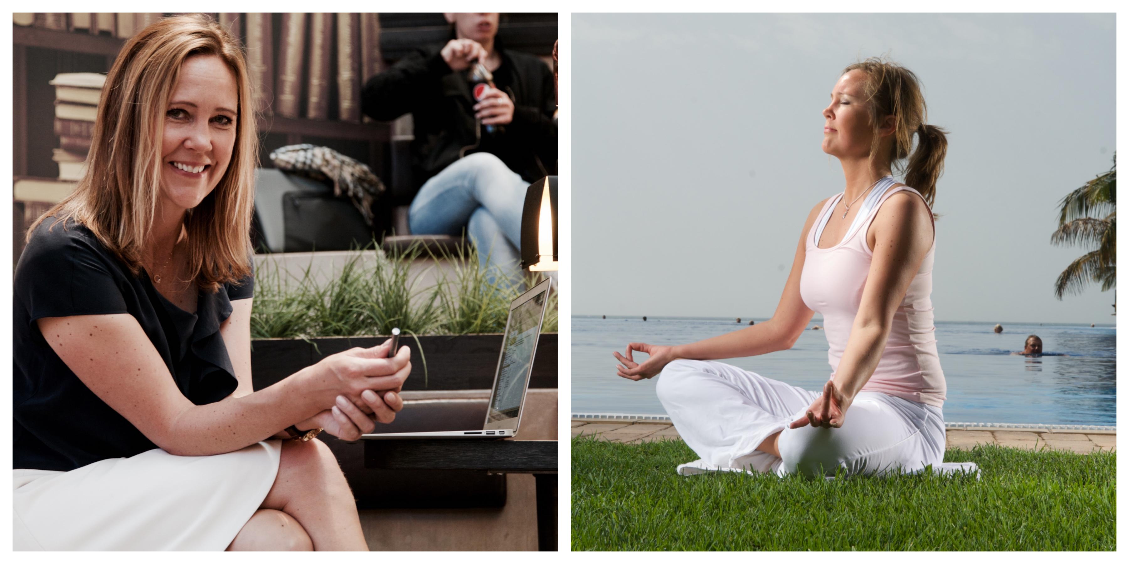 Jenny yoga och mental träning