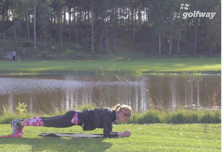 Träna din hållning! 6 bra övningar!