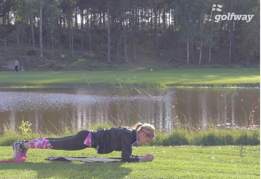 Träna din hållning och bli både fysiskt och mentalt stark!
