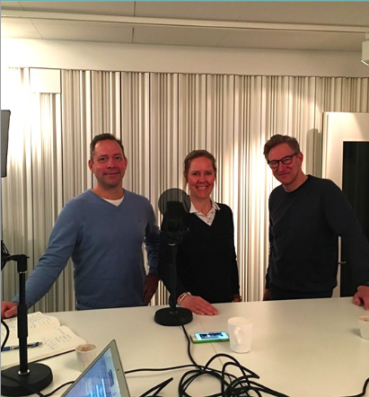 Besök i podcast