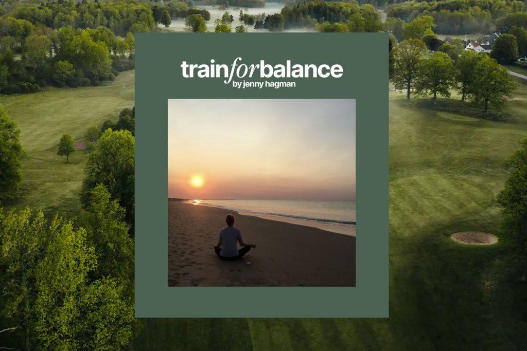 Nytt nyhetsbrev ute! Träning, Kurser, Retreats med Train for balance Jenny Hagman
