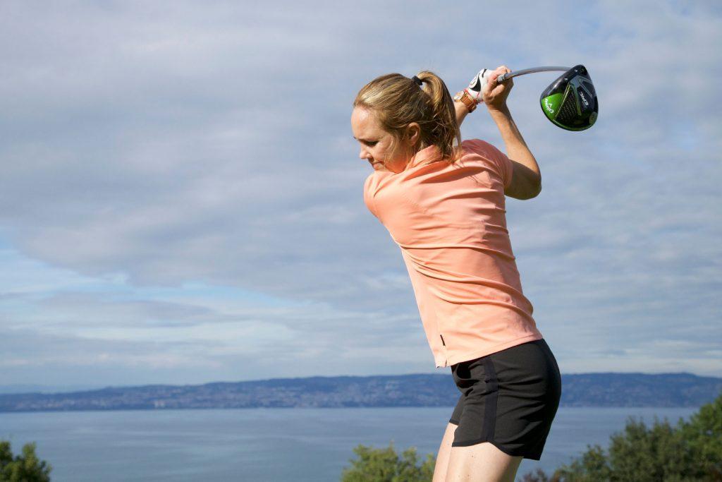 The Mindful Golfer Training Program Ett nytt sätt att spela och träna golf Jenny Hagman