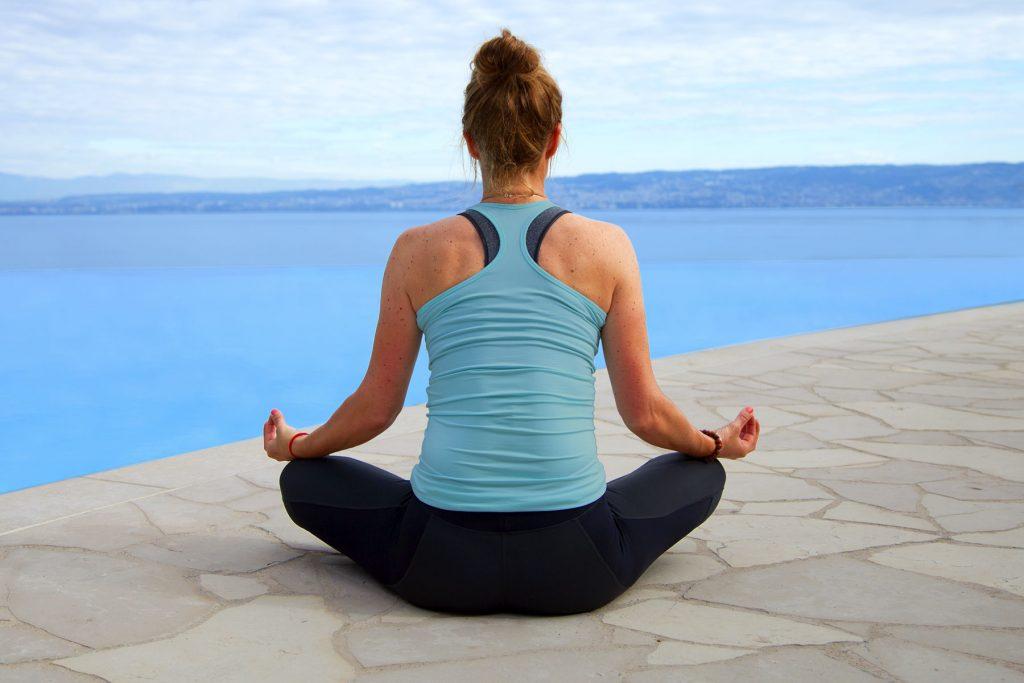 Jenny Hagman mental tränare och coach för idrottare och ledarskap. Mindfulness & Yoga.