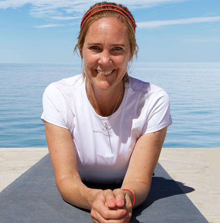 Jenny Hagman mental tränare och coach inom idrott och ledarskap träning och mental balans